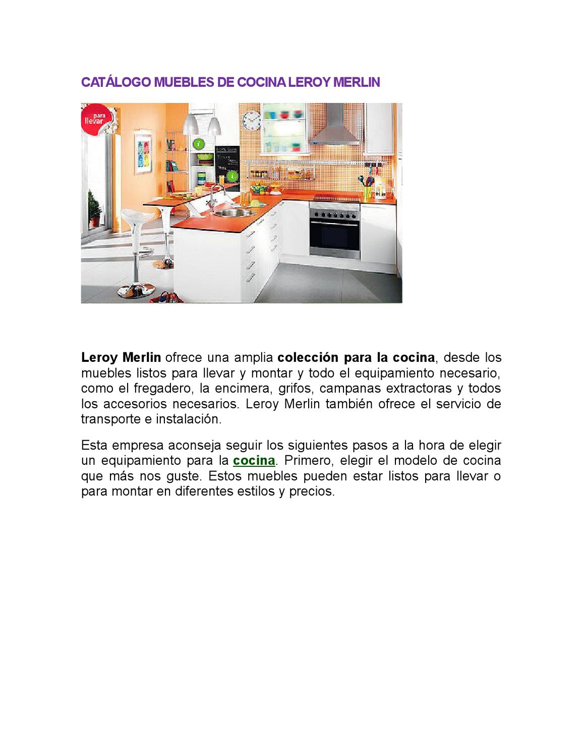 Leroy merlin campanas extractoras cheap ofertas de for Campana cocina leroy merlin