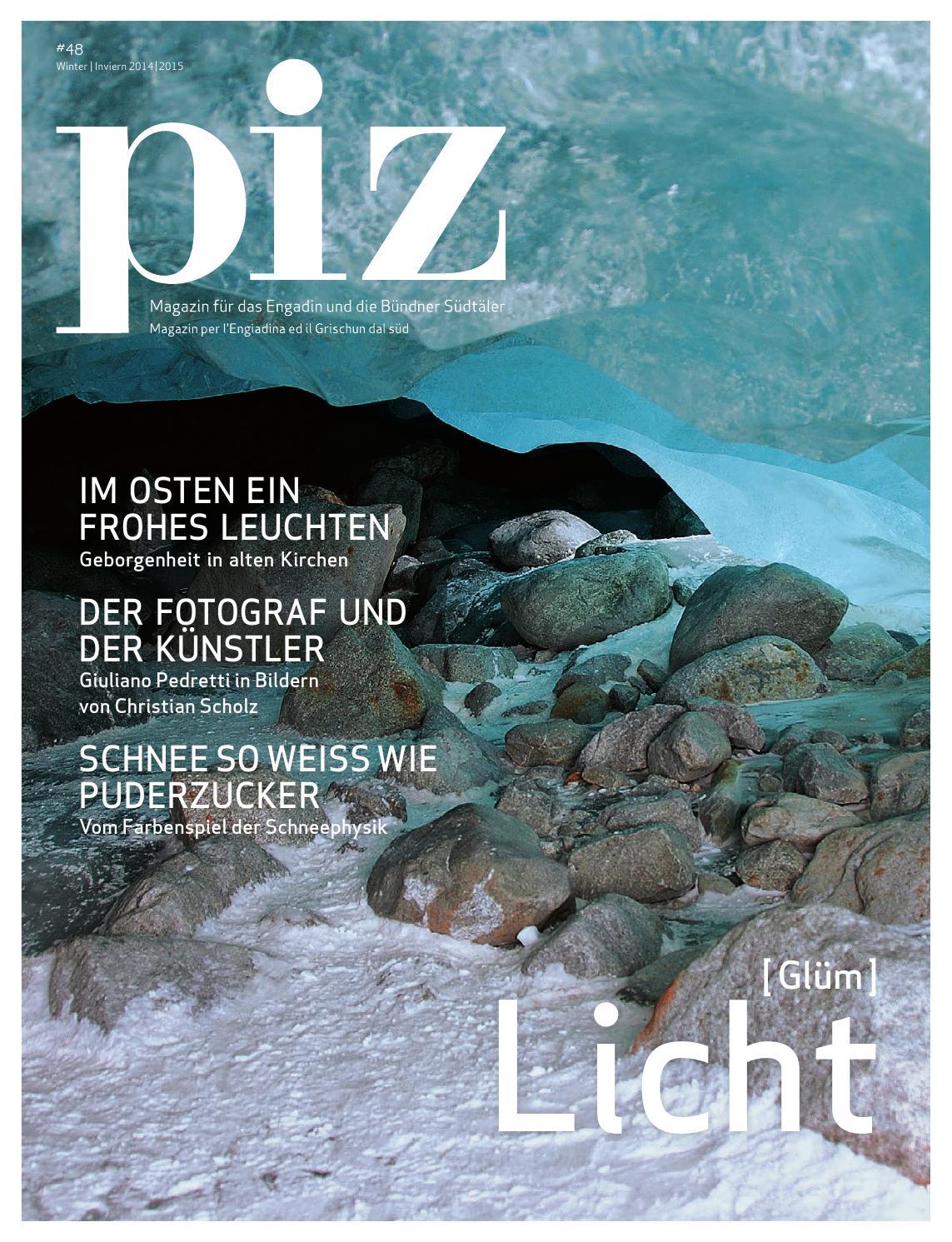 Piz 48 Licht Glüm By Edition Piz Issuu