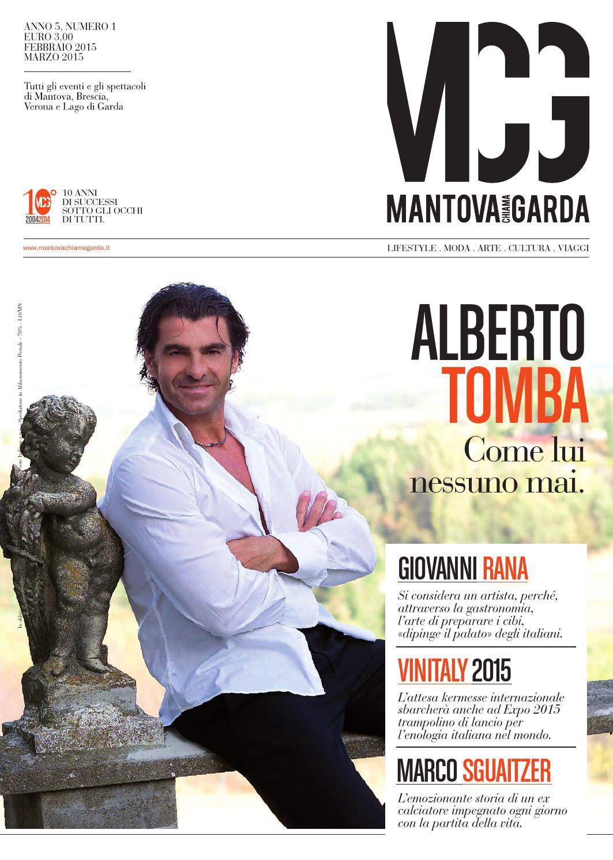 MCG 01 2015 by Mantova Chiama Garda - issuu 4a596ed2a12d