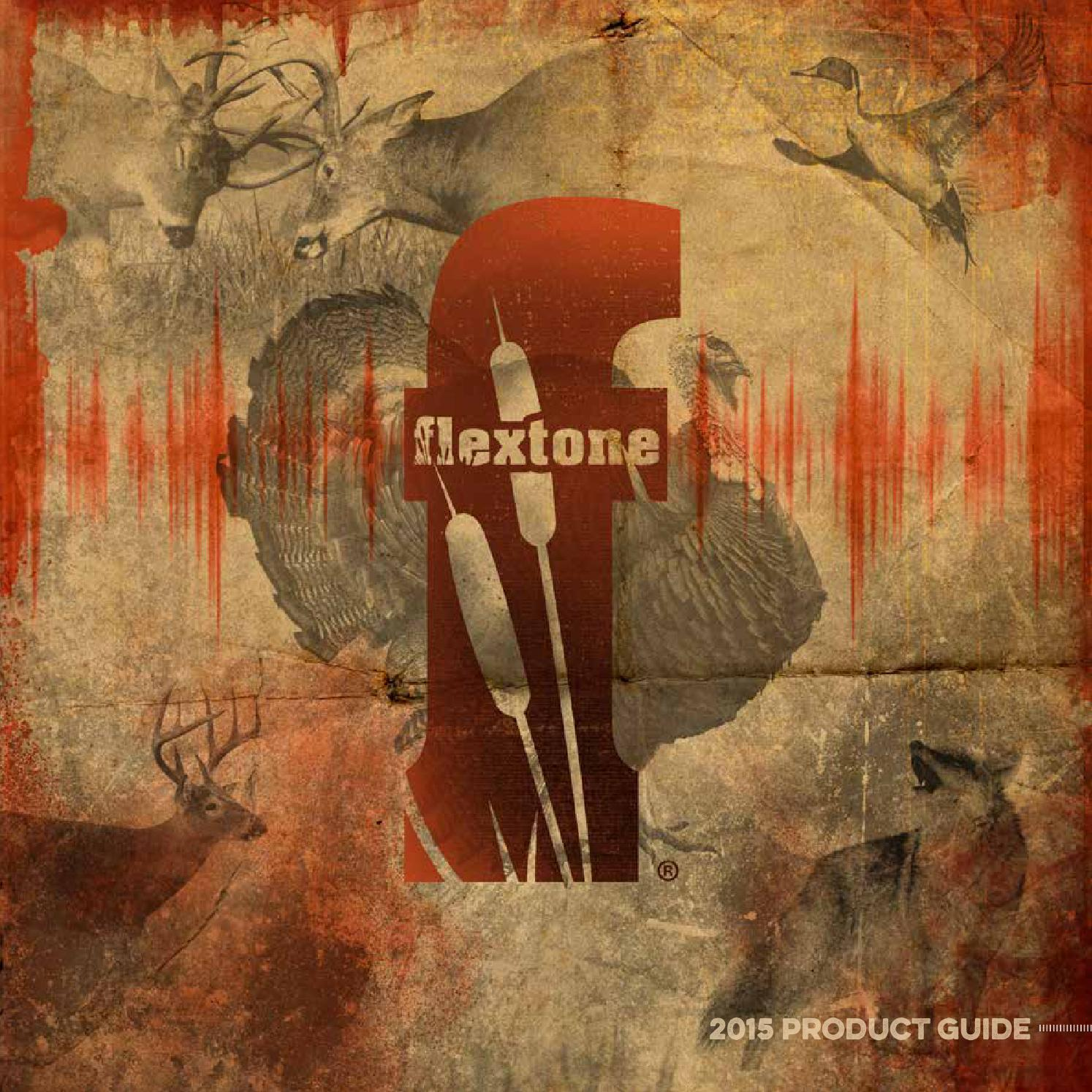 Flextone Buck Rage Plus Grunt Plus Wheeze Deer Call FG-DEER-00065
