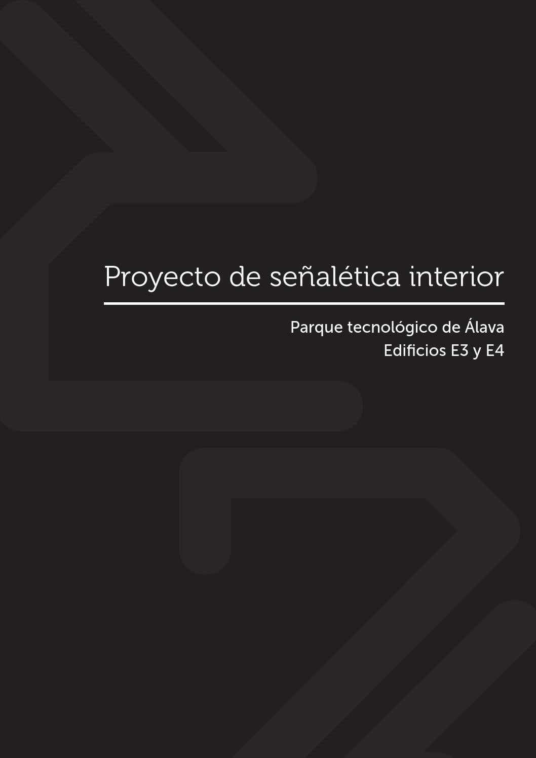 Proyecto de se al tica interior by alba gonz lez issuu for Proyecto interior