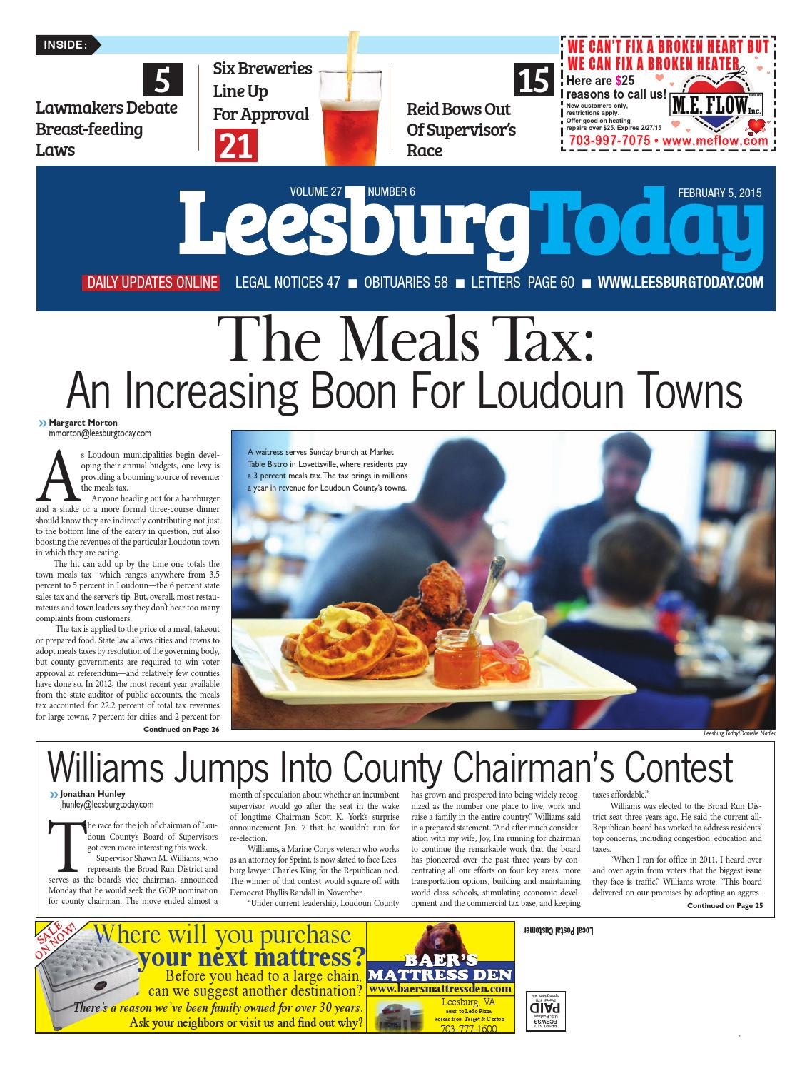 leesburg today february 5 2015 by insidenova issuu