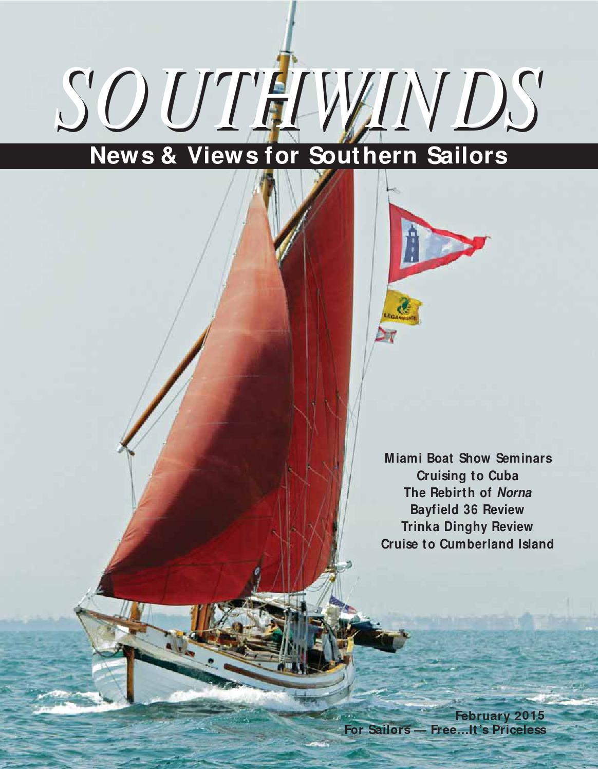 Southwinds February 2015 By Magazine Issuu 81 Porsche Alternator Wiring