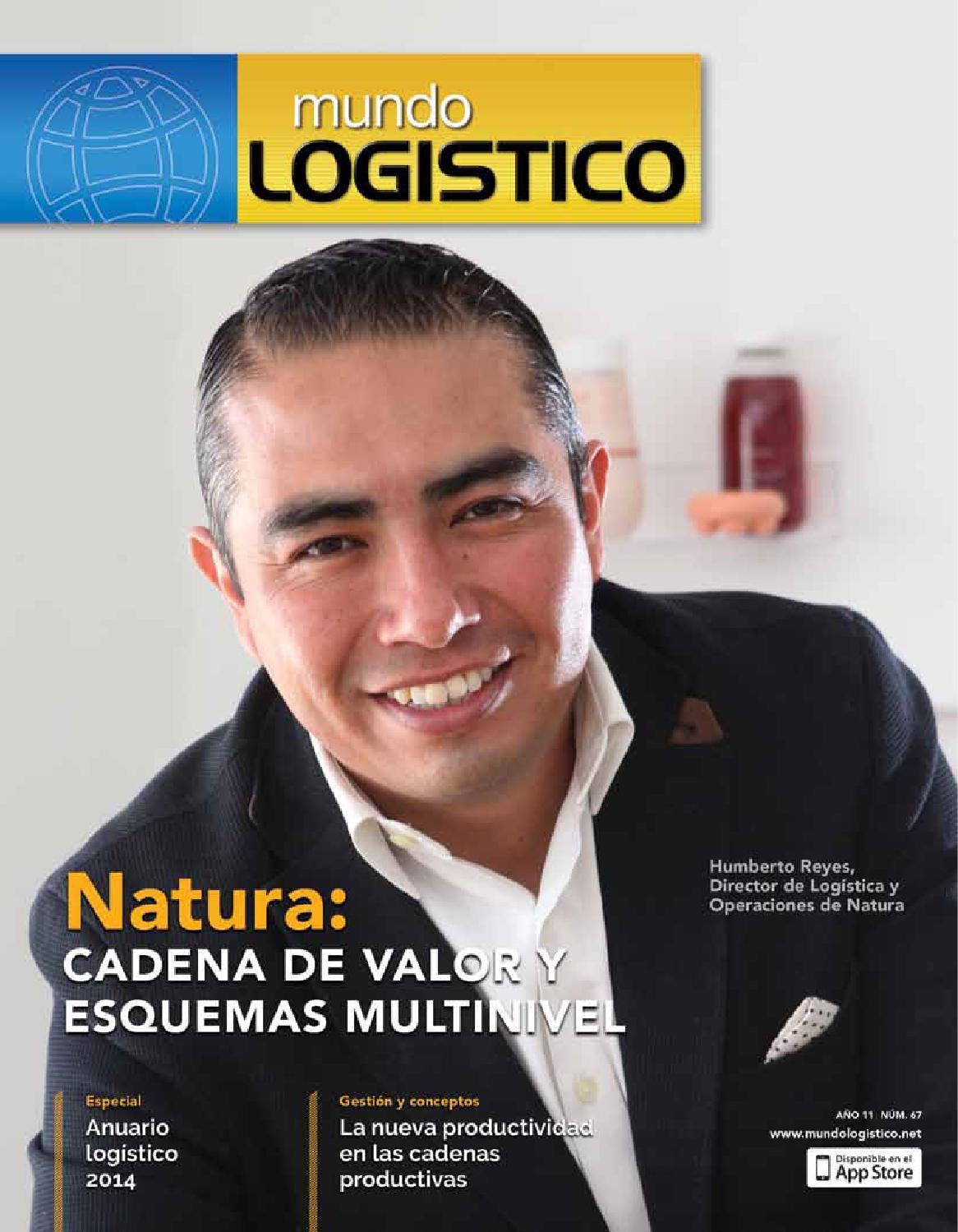 Mundo Logístico No. 67 Enero-Febrero 2015 by Mundo Logístico - issuu