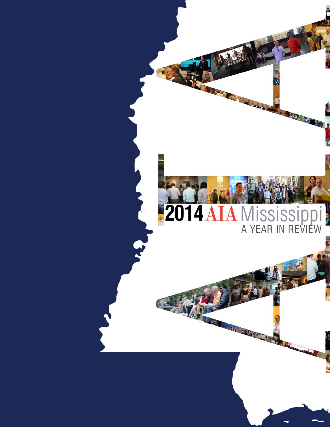 2014 AIA Mississippi Year In Review By