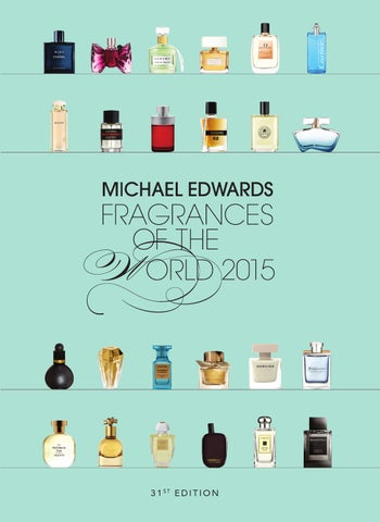 806498f36b3ce2 Fragrances of the World 2015 by Fragrances of the World - issuu