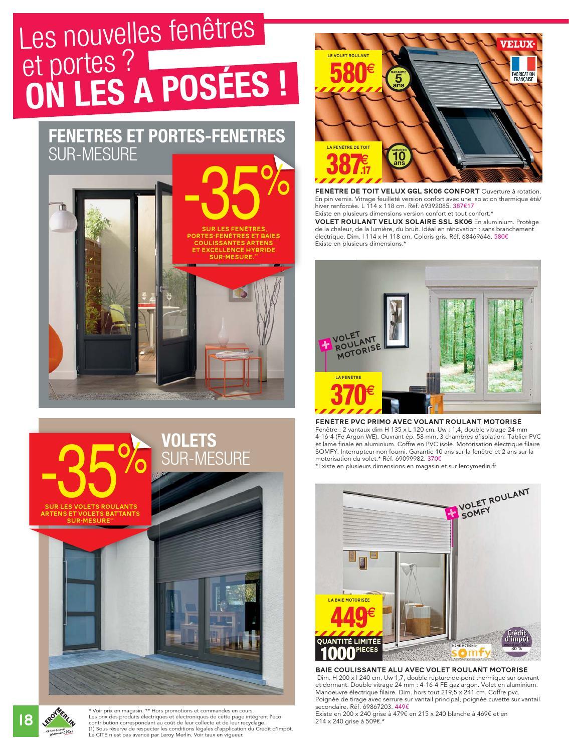 leroymerlin catalogue 4fevrier 9mars2015 by issuu. Black Bedroom Furniture Sets. Home Design Ideas