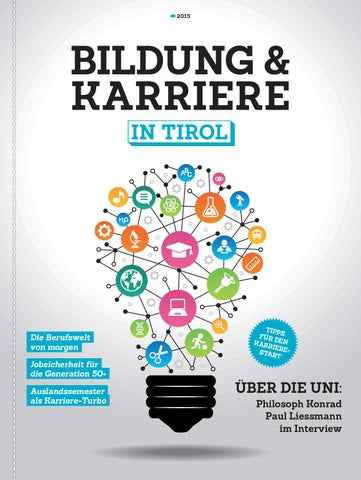 Bildung & Karriere in Tirol (Feber 2015) by TARGET GROUP Publishing ...