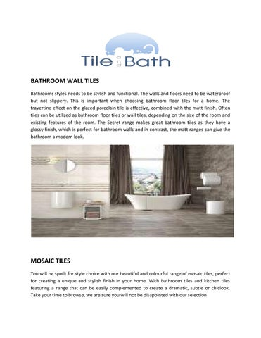 Floor Wall Tiles Uk Ireland Online Tile And Bath Ltd