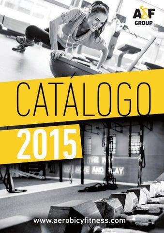 6358bea7d Aerobic y Fitness - Catálogo 2015 by AerobicyFitness - issuu