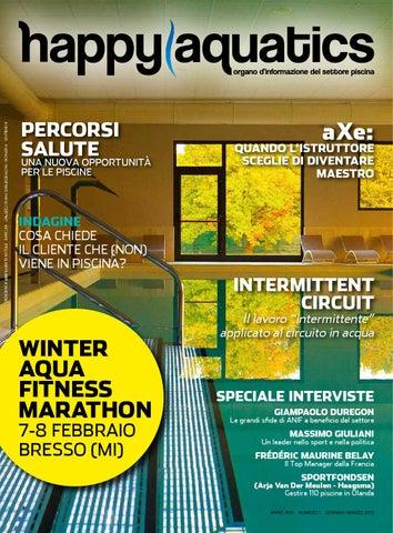 2e6188786781 Happy Aquatics n.1 anno 2015 - ITA by Happy Aquatics & Wellness - issuu