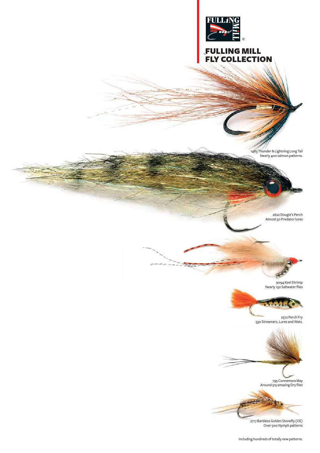 Cat/'s Whisker Trout Flies on Size 10 hooks 5 Christmas Tree Sparkle