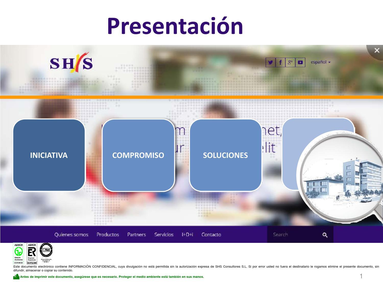 Presentación Shs 2015 By Shsconsultores Issuu
