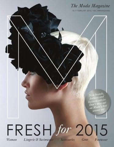 cb303793a968b The Moda Magazine February 2015 by fashion buyers Ltd - issuu