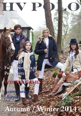 Hv polo aw2014 2015 magazine by HRCS issuu