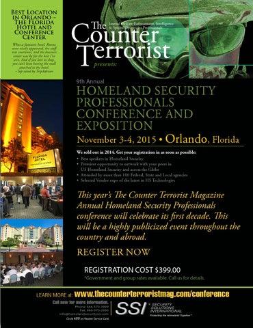 The Counter Terrorist Magazine Asia Pacific issue February