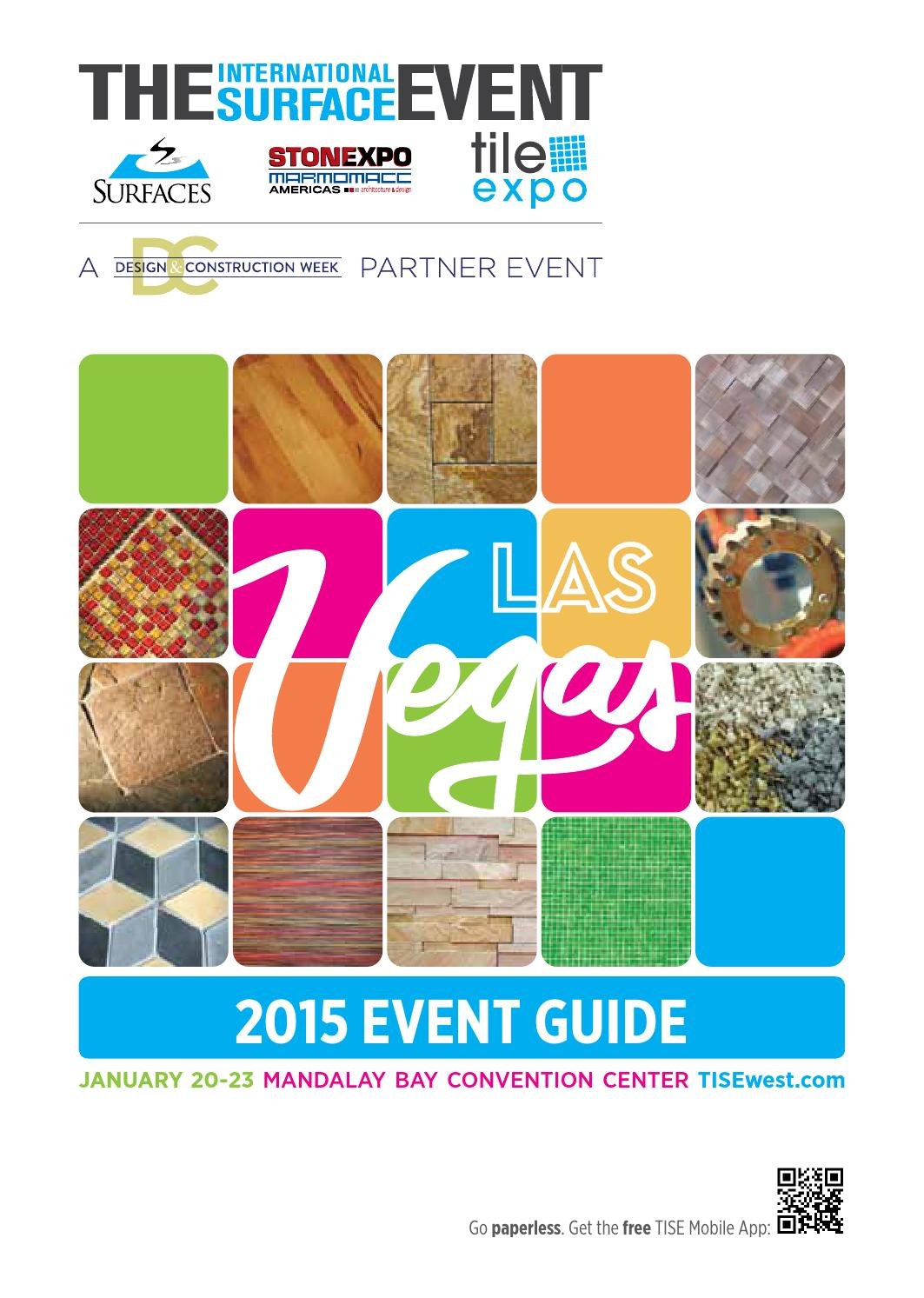 Tise 2015 Event Guide By Informa Architecture Design Network Issuu