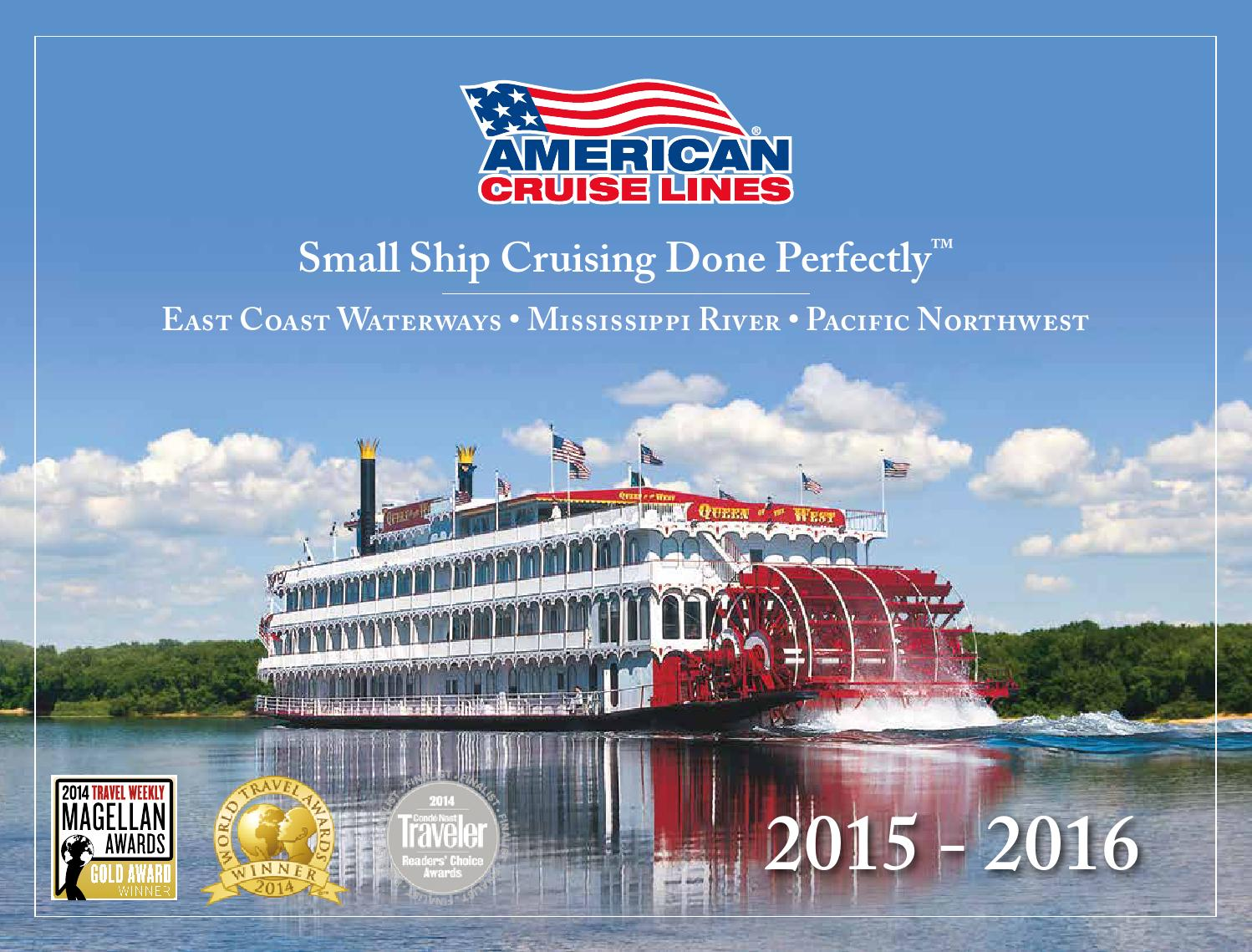 American Cruise Lines Brochure By American Cruise Lines Issuu