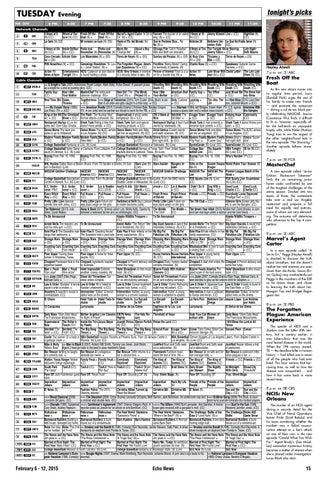 Aen Tv Guide 25 By Gatehouse Southwest Issuu
