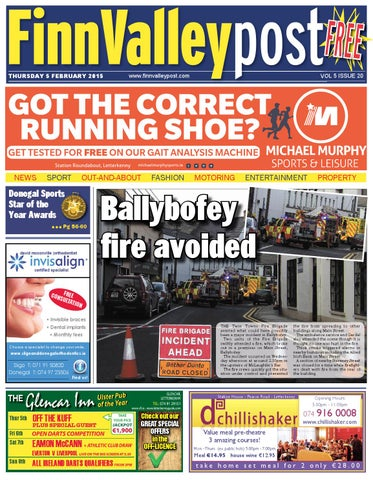 5 Feb 2015 Finn Valley Post by River Media Newspapers - issuu 6899f1025e