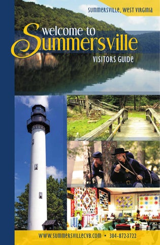 Welcome To Summersville Wv By Jim Stallard Issuu