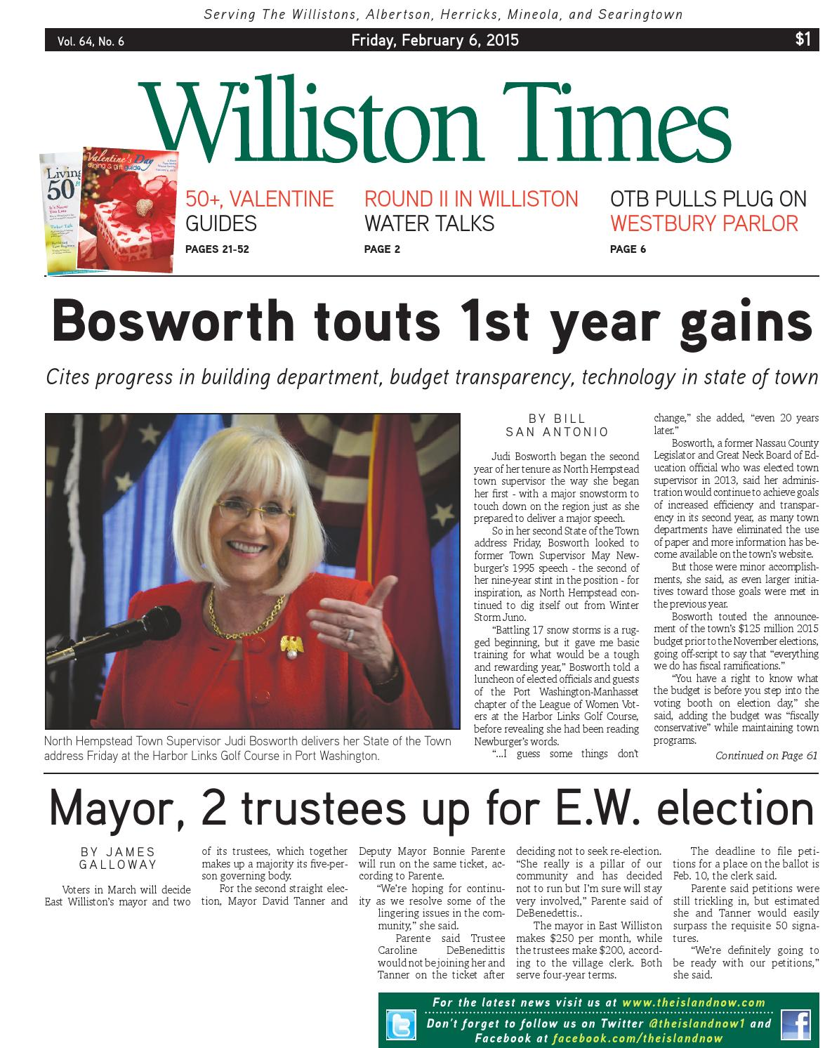 4adba7c5e3d Williston Times 2.6.15 by The Island Now - issuu