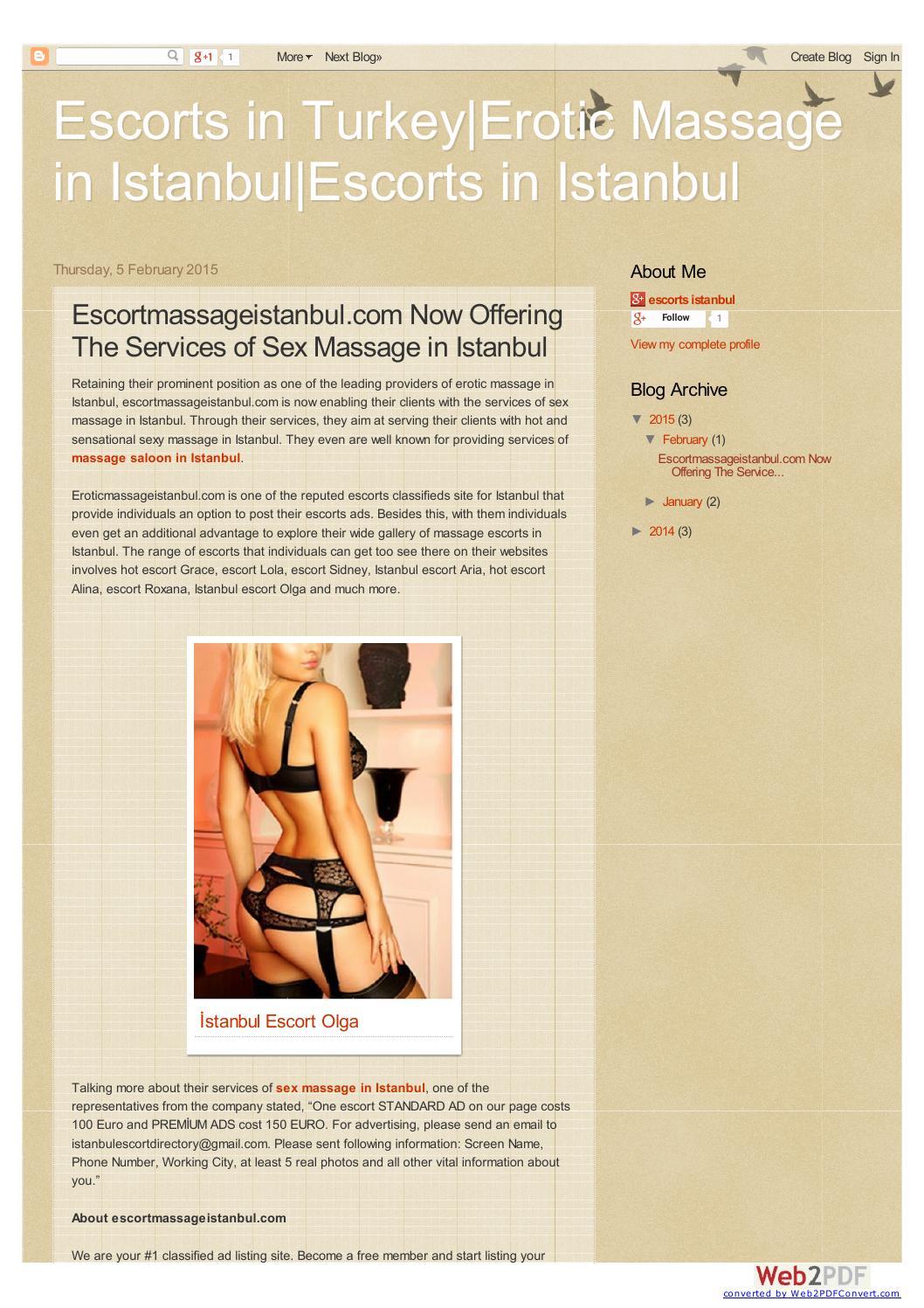 Sex-Massage istanbul