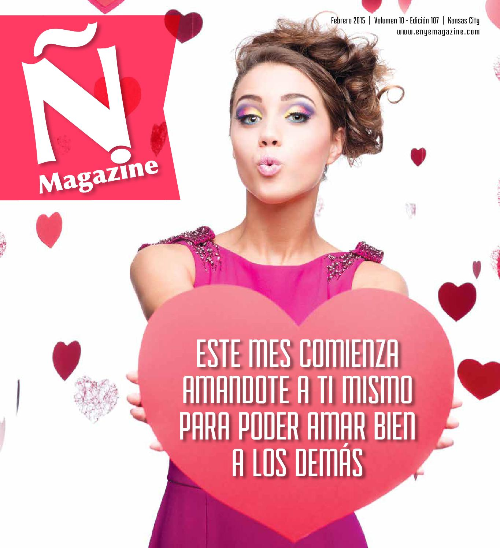 Febrero 2015 by Ñ Magazine - issuu