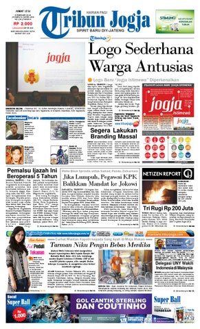 Tribunjogja 06-02-2015 by tribun jogja - issuu 52ae474106