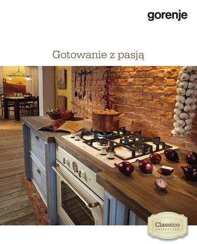 Gorenje Classico Collection By Gorenje D D Issuu