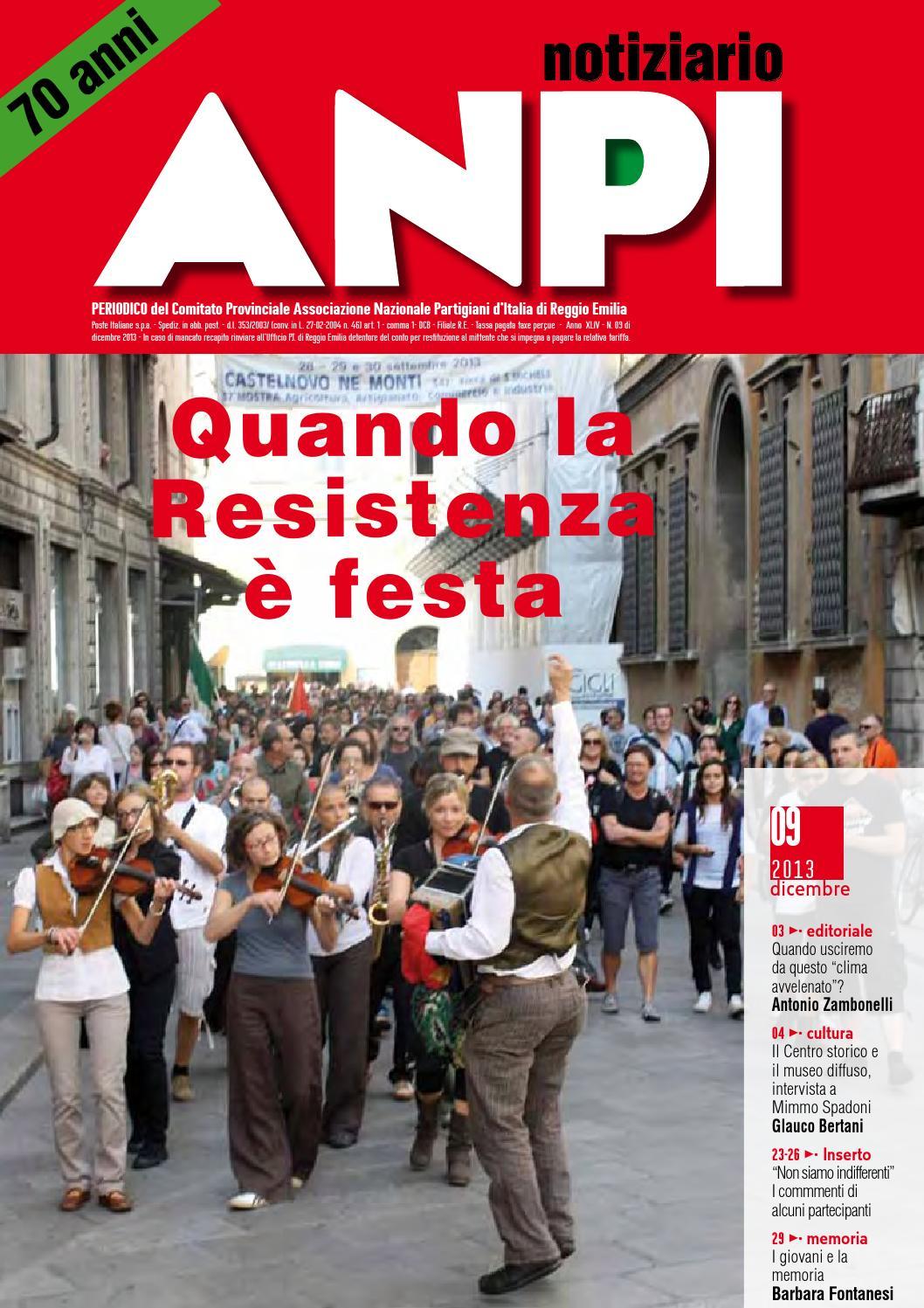 Notiziario dicembre 2013 by ANPI Reggio Emilia - issuu b8cf279b6f67
