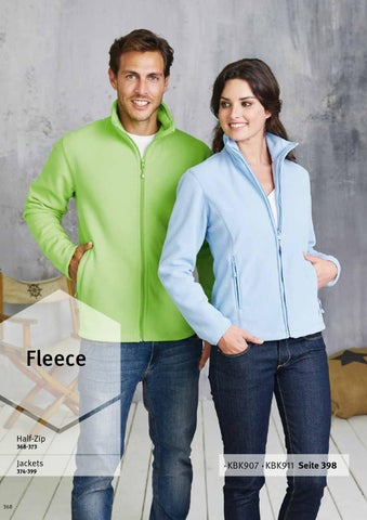 B/&C Herren Fleecejacke MICROFLEECE-DUO ID.501 XS S M L XL XXL 3XL Neu BCFUI50