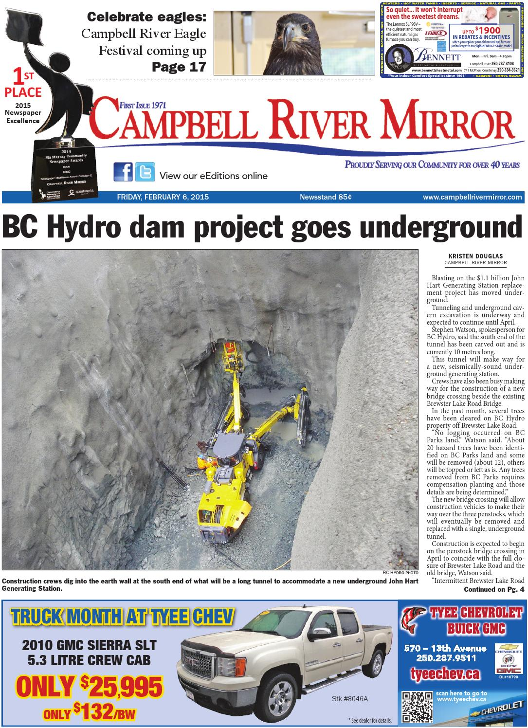 Campbell River Mirror February 06 2015 By Black Press Issuu