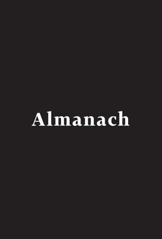 Almanach textů studentů autorské tvorby   2009–2014 by MAKE detail ... 2485a61fde4