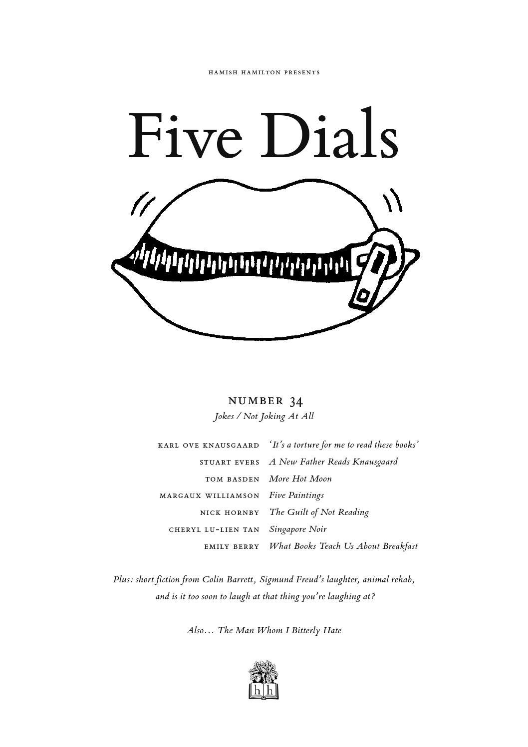 Five Dials No. 34 by Five Dials - issuu
