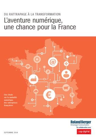 L aventure numérique, une chance pour la France by daniel dufourt ... 4a4abe0c6dbd