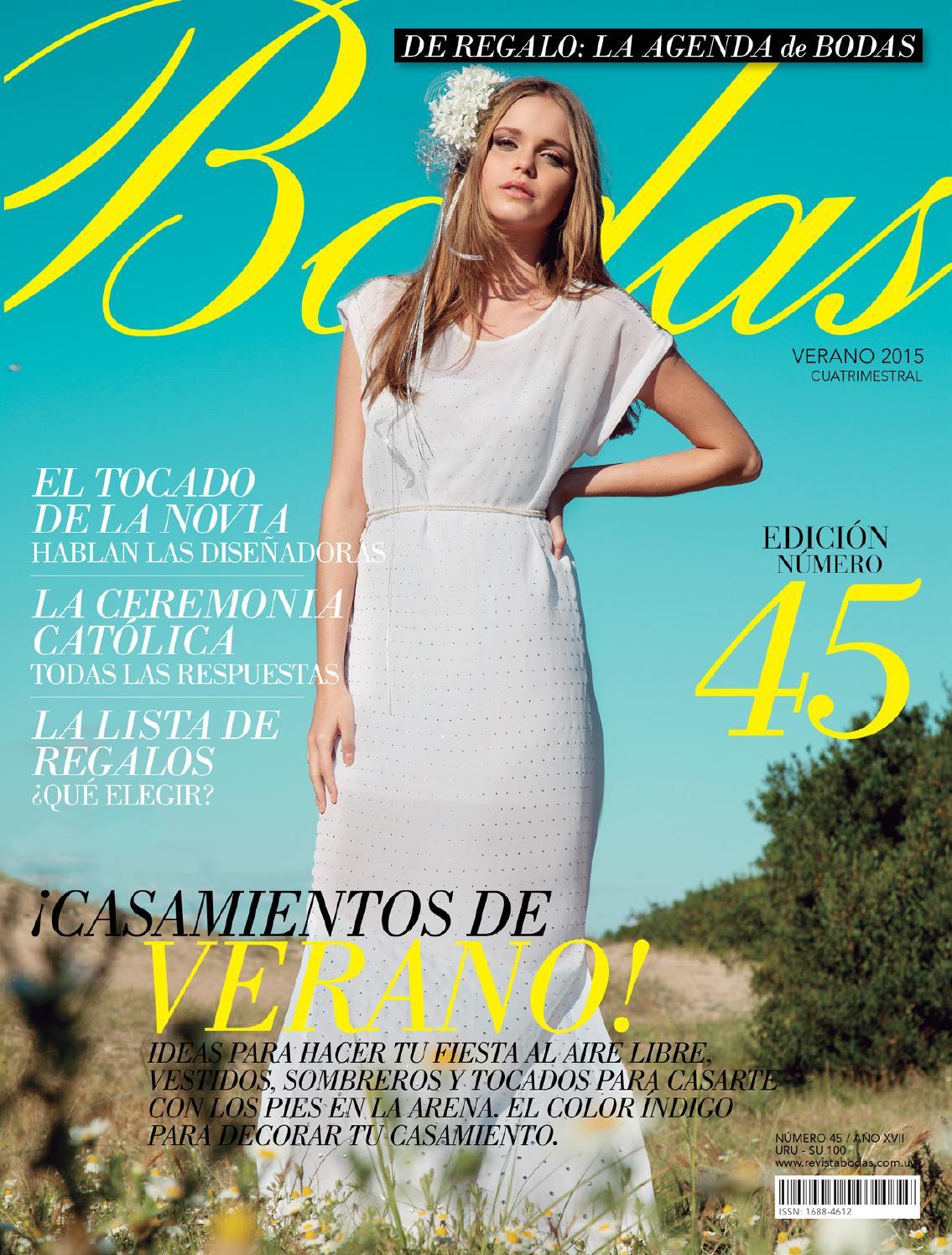 Bodas | Verano 2015 by bodas - issuu