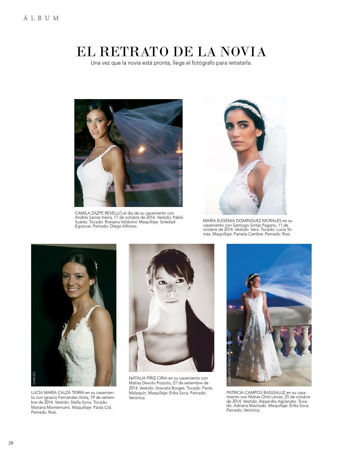 Vestidos de novia de pablo suarez