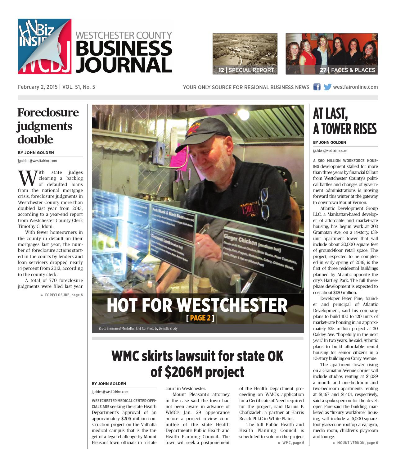 Cheap Apartments Near Journal Square: Westchester County Business Journal 020215 By Wag Magazine