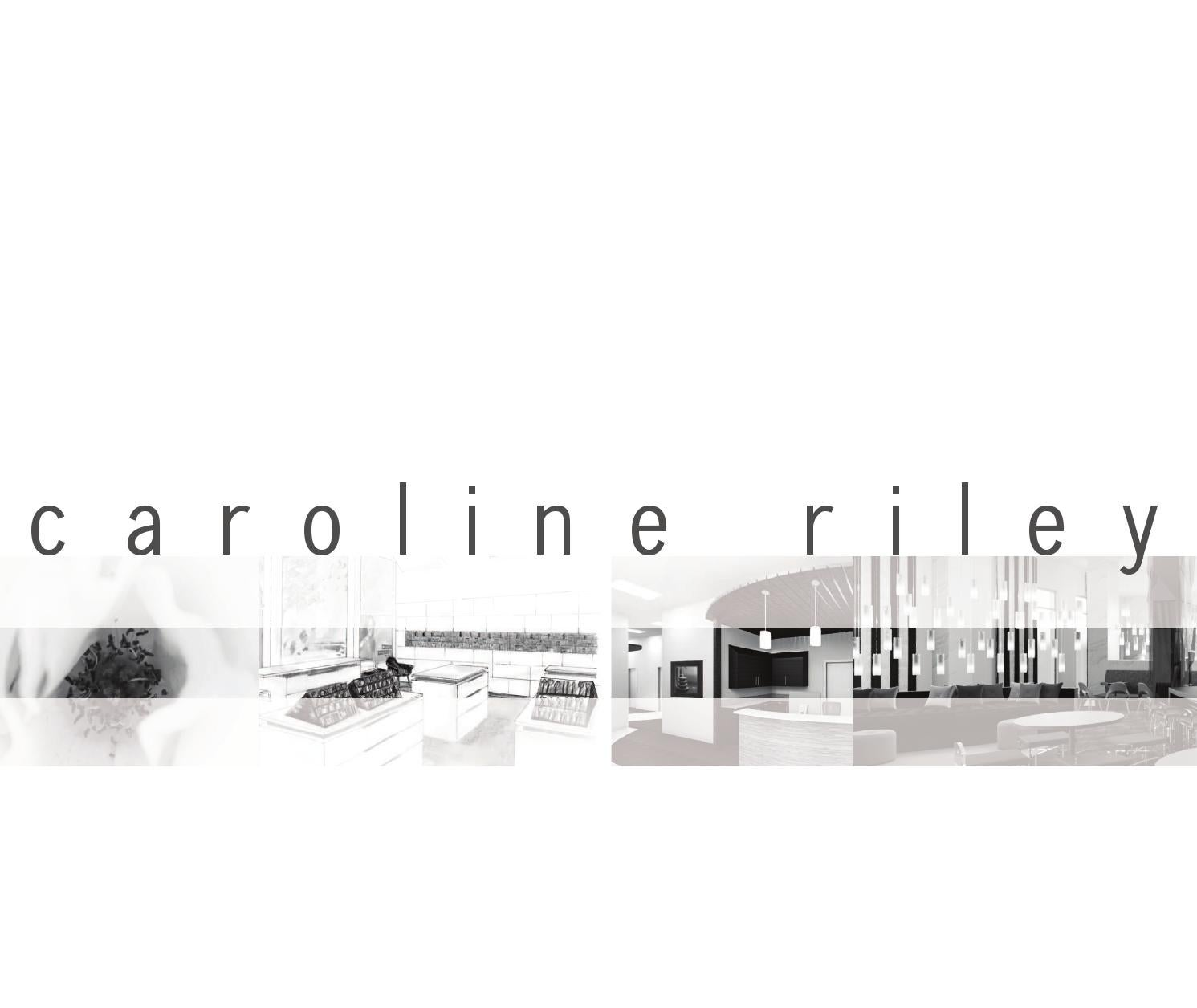 Caroline riley interior design portfolio by caroline riley - Interior design portfolio samples ...