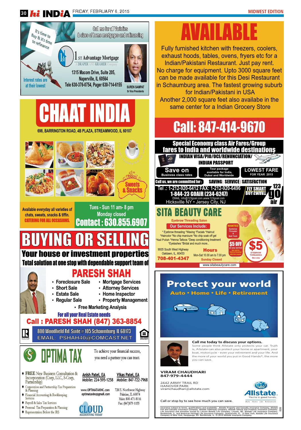 hi INDiA Midwest Edition 02 06 15 by hi INDiA Weekly - issuu