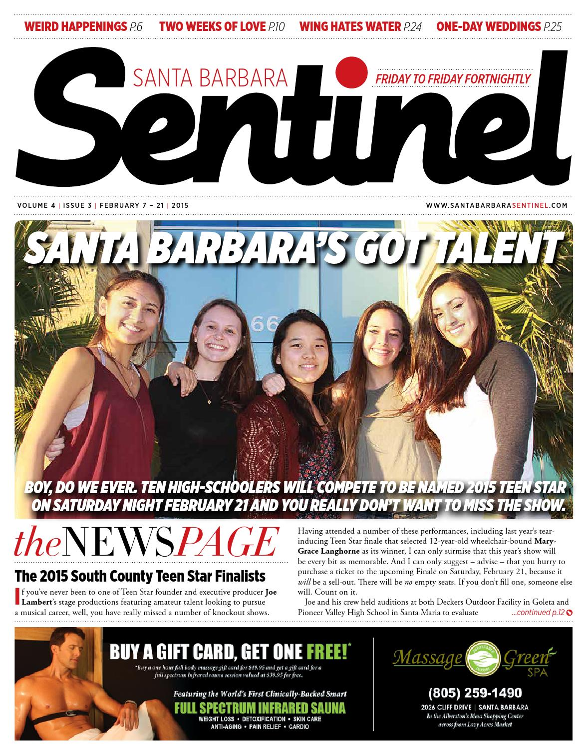 Santa Barbara's Got Talent by Montecito Journal - issuu