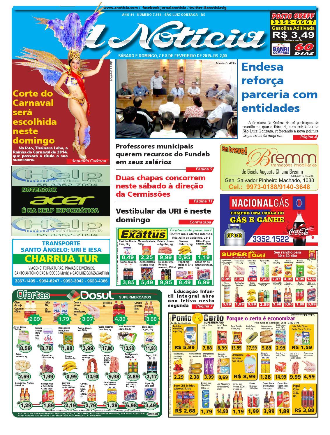 Edição de 7 e 8 de fevereiro de 2015 by Jornal A Notícia - issuu ffdf964e99076