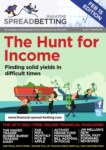 Spread betting hedging strategies at gm