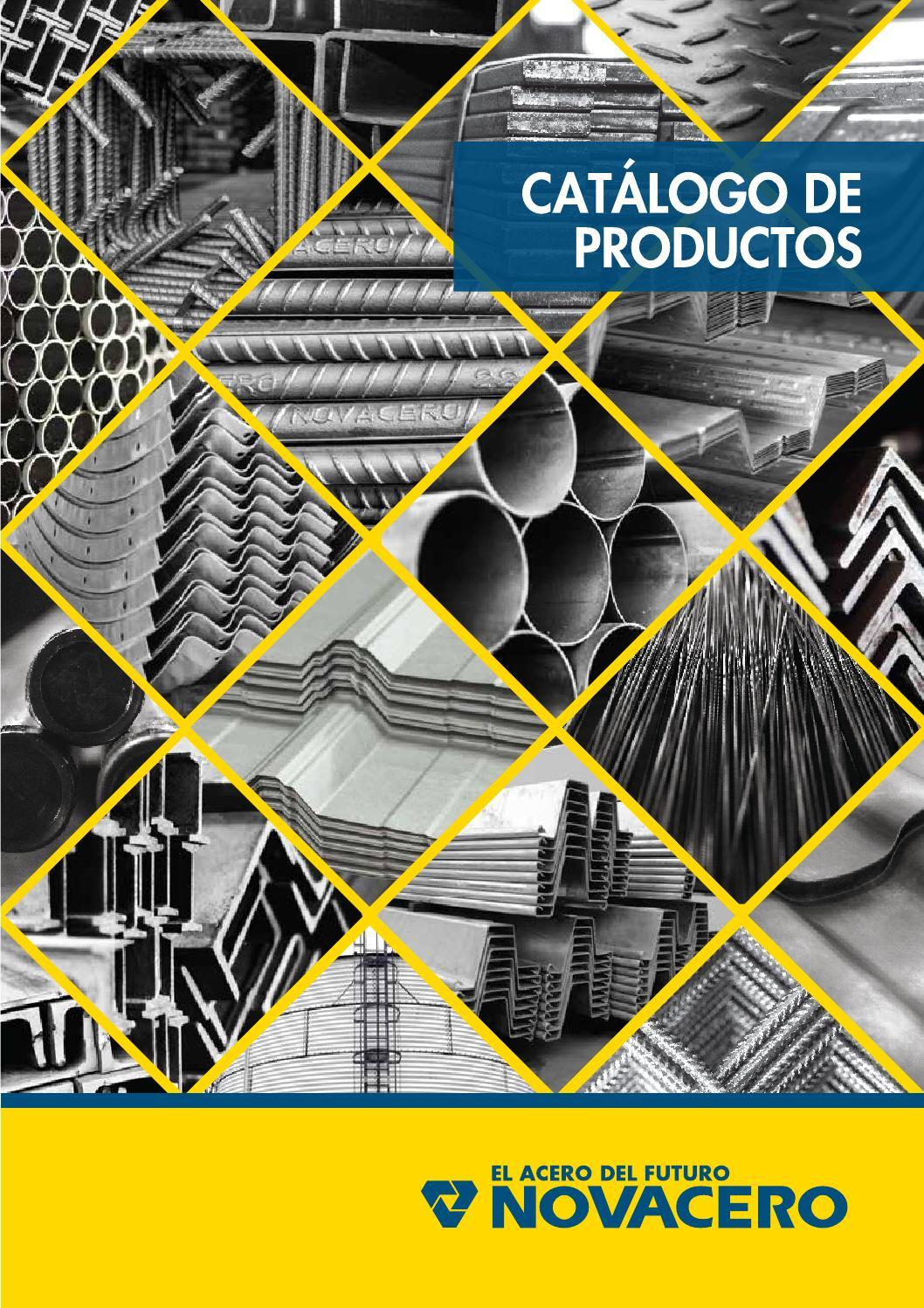 Catalogo 2015 productos novacero by AACONSULTING CIA LTDA - issuu