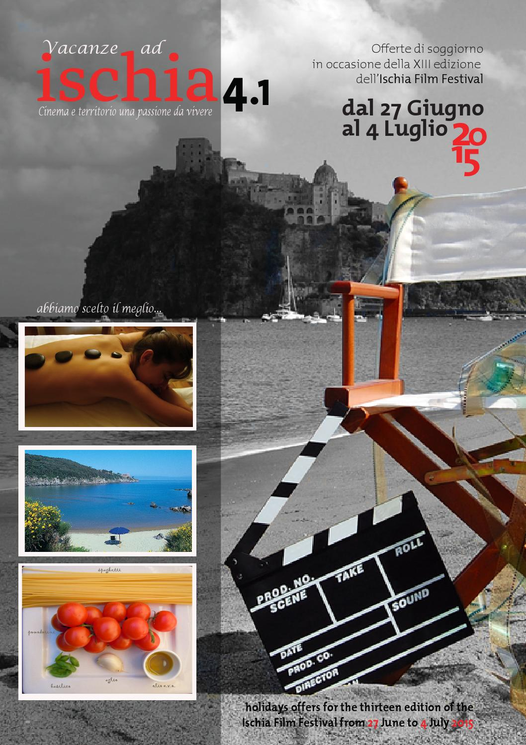 Vacanze ad Ischia 2015 by Ass. Cult. Art Movie e Music - issuu