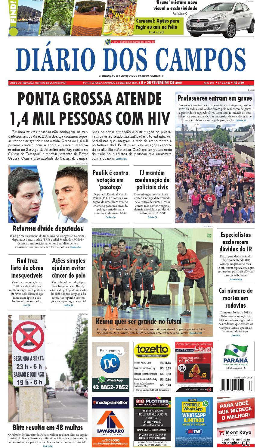 4279b5a9bf Ed32445 by Diário dos Campos - issuu