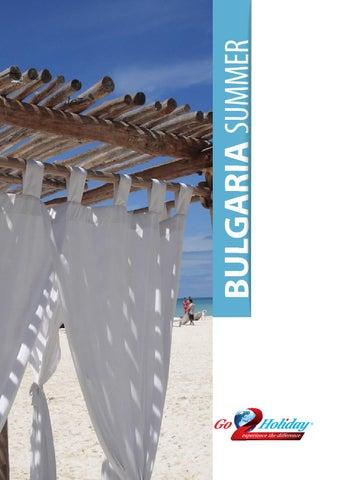 Bulgaria Summer By Bookletia Issuu