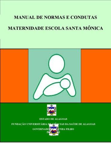 e5dbb1803 Manual de normas e condutas obstetricia e ginecologia by Lucidio ...
