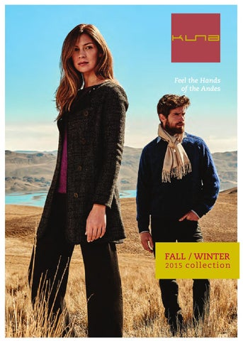 32d6d653b KUNA 2015 Fall Winter   MidSeason Catalog by Alpaca Collections - issuu